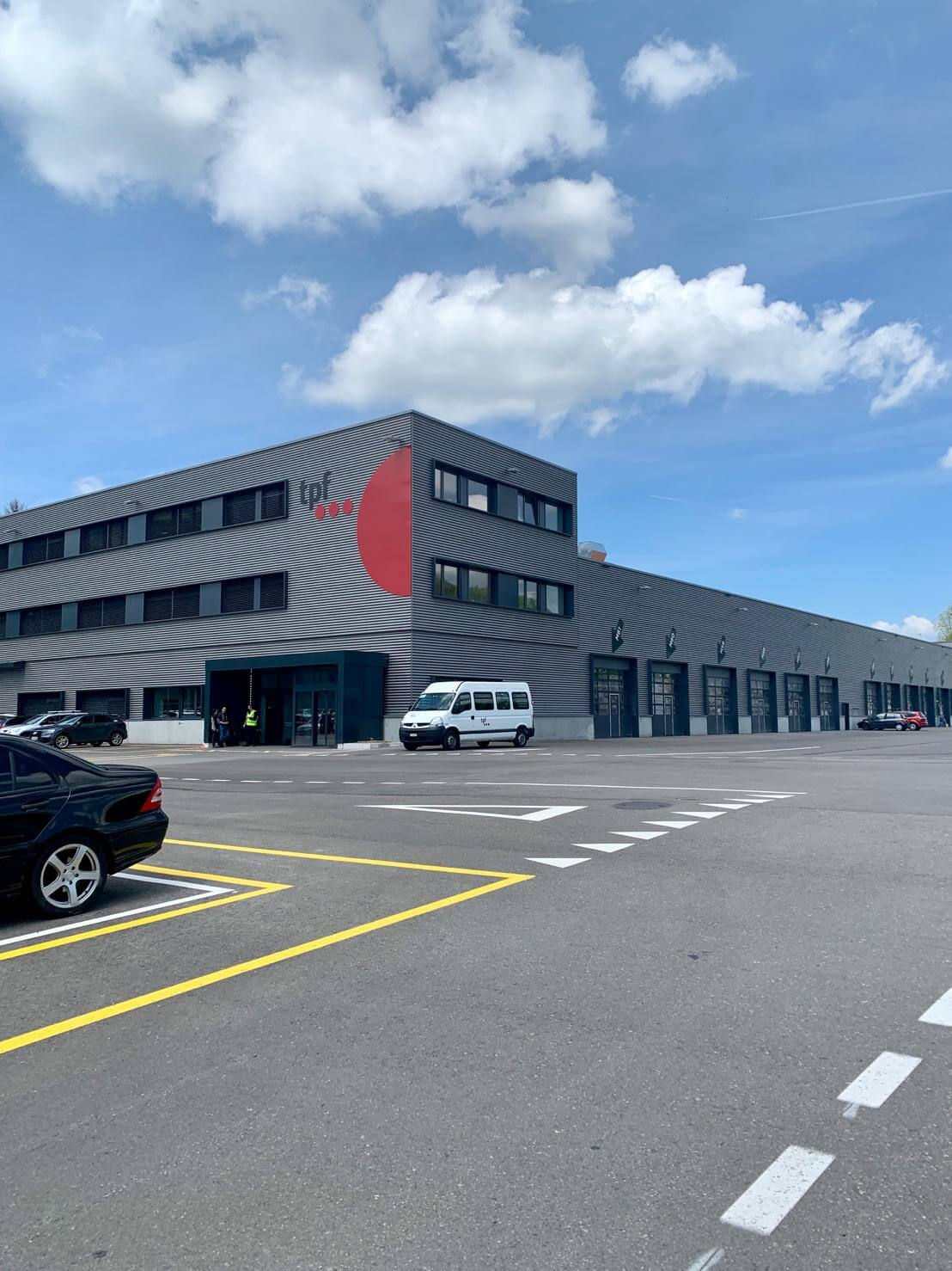 TPF Gebäude